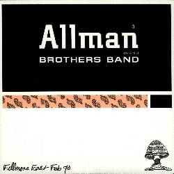 The Allman Brothers Band - Discografía definitiva