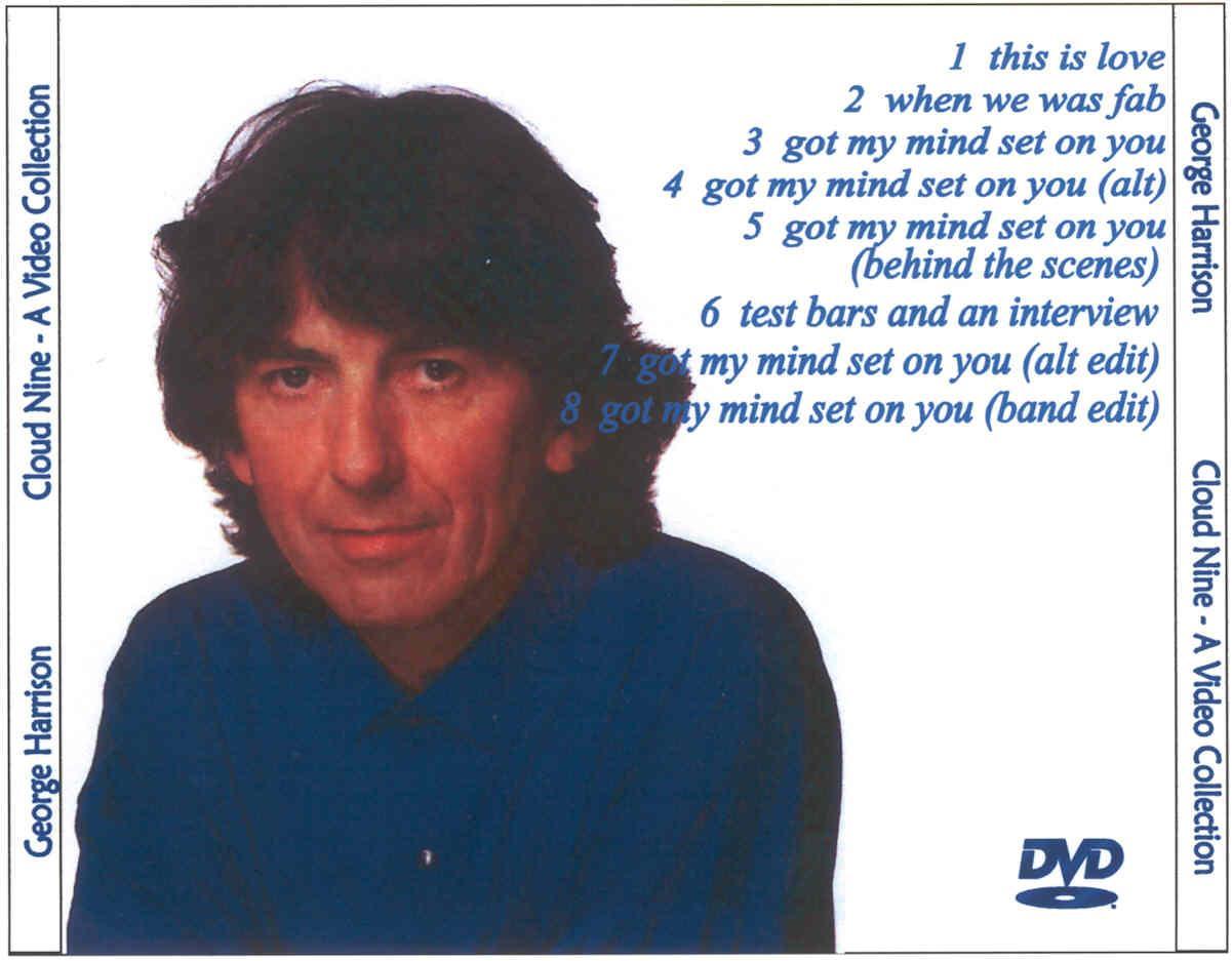 George Harrison - Back on Cloud 9