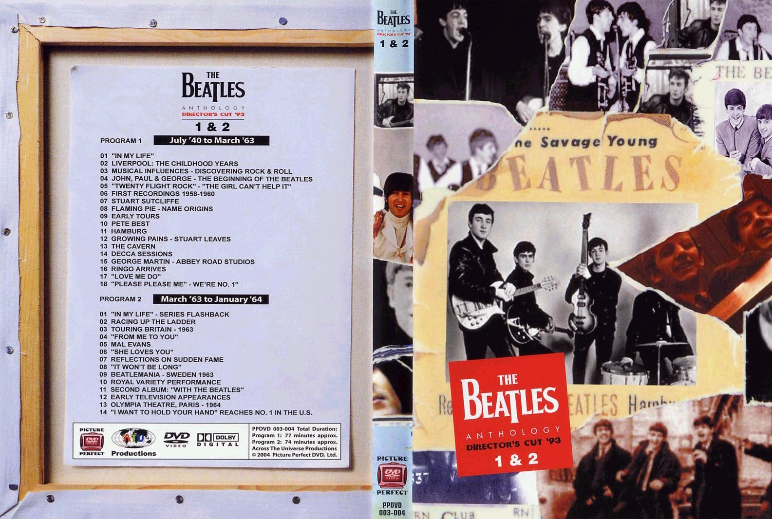 The beatles alone and together