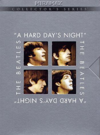 The Beatles: A Hard Day's Night Cover