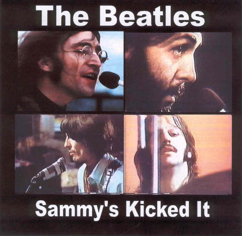 Beatles She Came In Through The Bathroom Window Lyrics: Sammy's Kicked It
