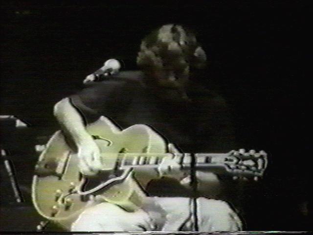 Eric Clapton Madision Square Garden