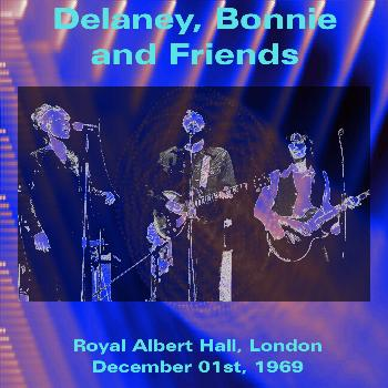 Delaney and bonnie and friends royal albert hall london for Door 12 royal albert hall