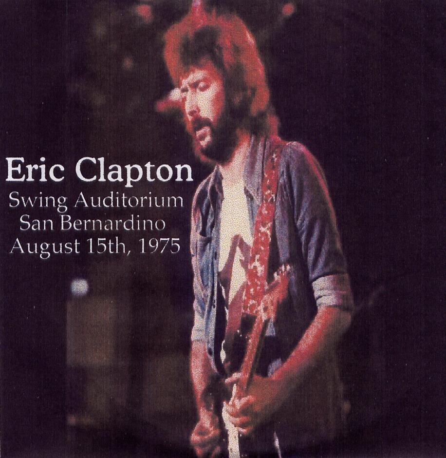 Strange Eric Clapton Swing Auditorium San Bernardino Ca Door Handles Collection Olytizonderlifede