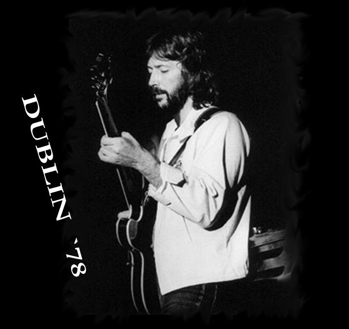 Eric Clapton - Dublin 1978