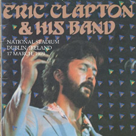 Eric Clapton National Stadium Dublin Ireland March