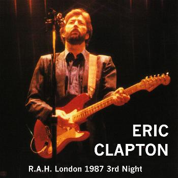 eric clapton royal albert hall january 8 1987. Black Bedroom Furniture Sets. Home Design Ideas