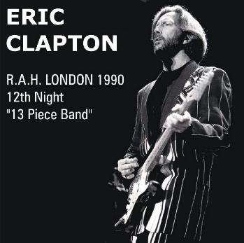 eric clapton royal albert hall london england february 1 1990. Black Bedroom Furniture Sets. Home Design Ideas