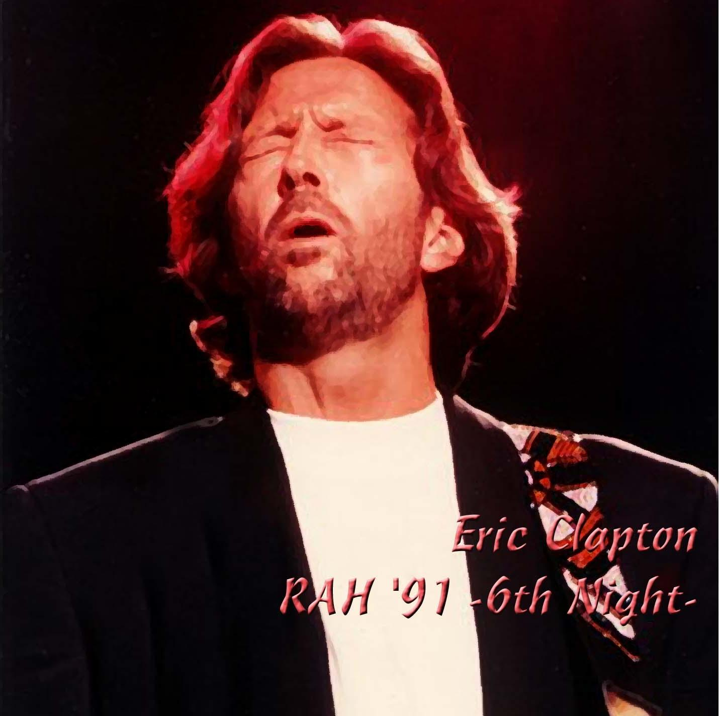 Eric Clapton Royal Albert Hall London England