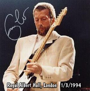 eric clapton royal albert hall march 1 1994. Black Bedroom Furniture Sets. Home Design Ideas