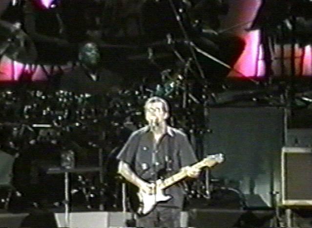 Eric Clapton Msg April 20 1998