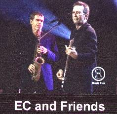 Eric Clapton And Friends Madison Square Garden 1999