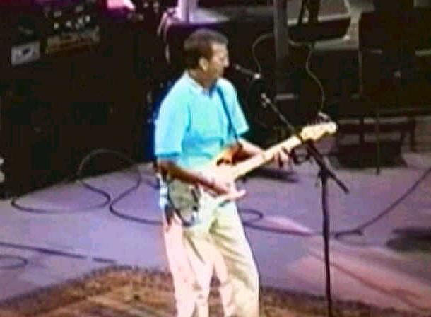 Eric Clapton Madison Square Garden June 23 2001 Videocd