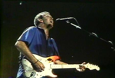 Eric Clapton Madison Square Garden New York Ny June 29 2004 Two Cam Dvd