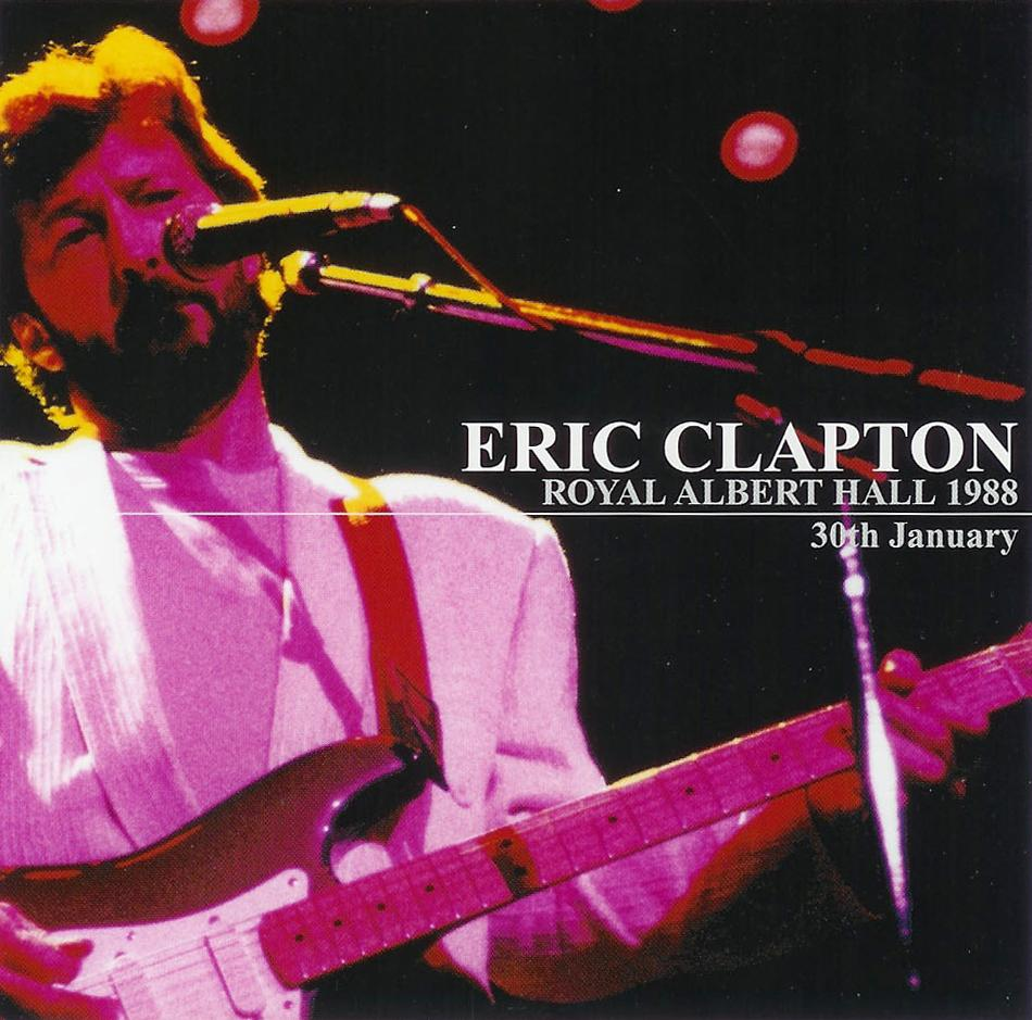 Eric Clapton 9 Wonderful Nights At Albert 39 S Place Rah 1988