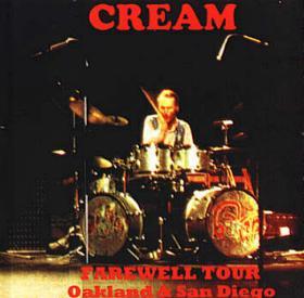Cream The Final Us Tour