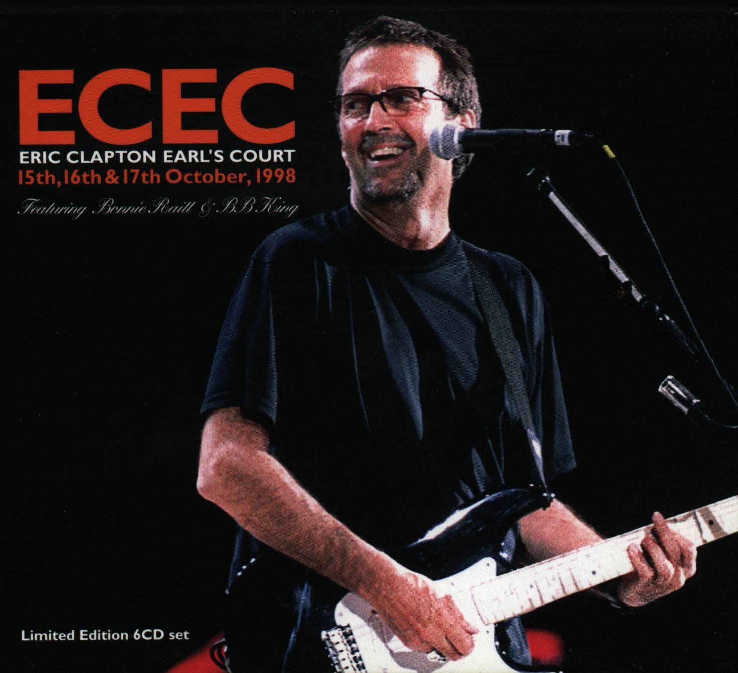 Cocaine Live Eric Clapton: ECEC