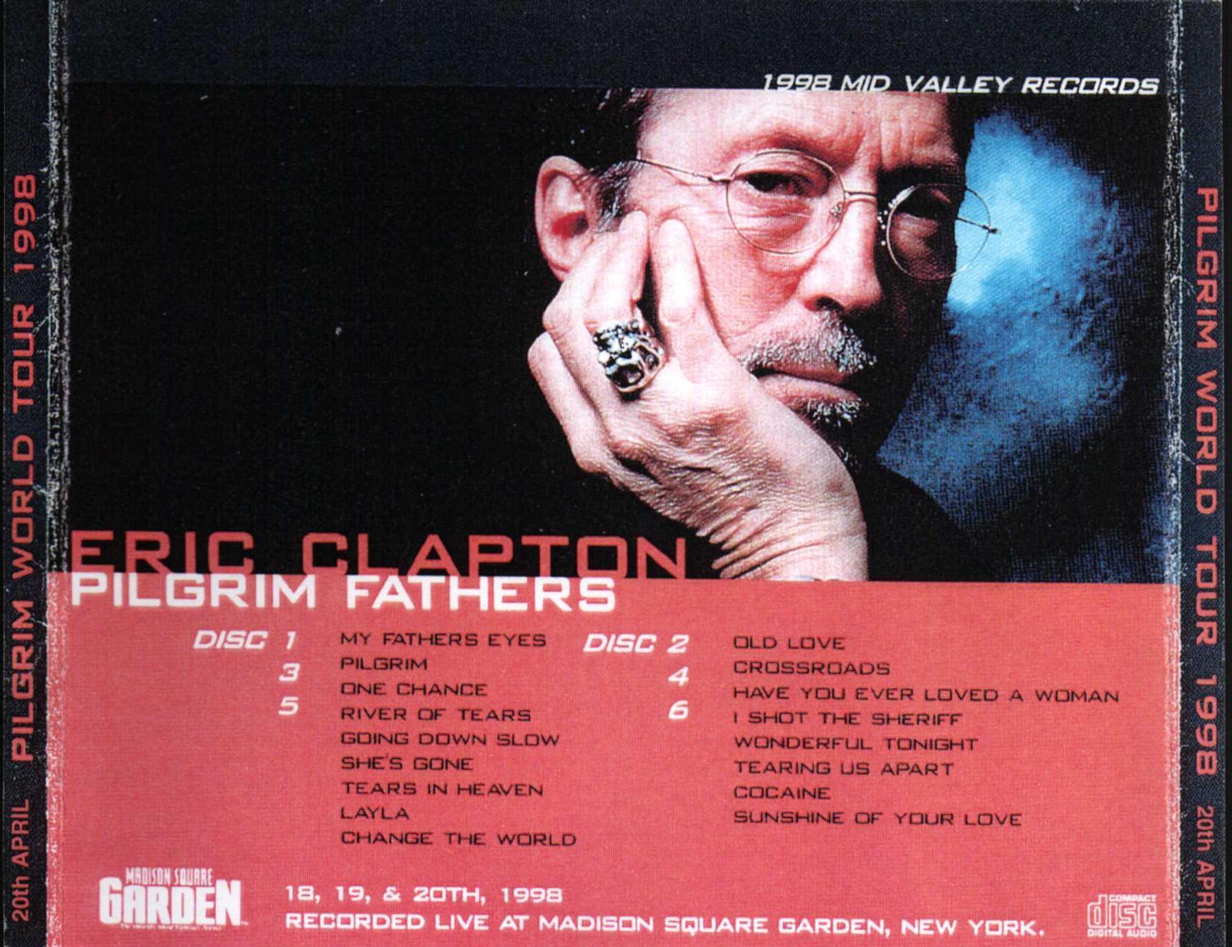 Eric Clapton Pilgrim