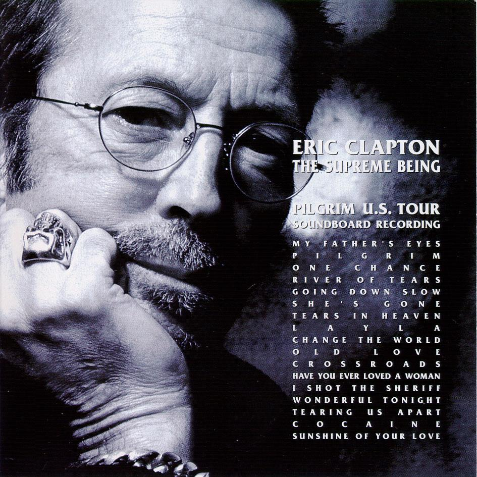eric clapton the supreme being