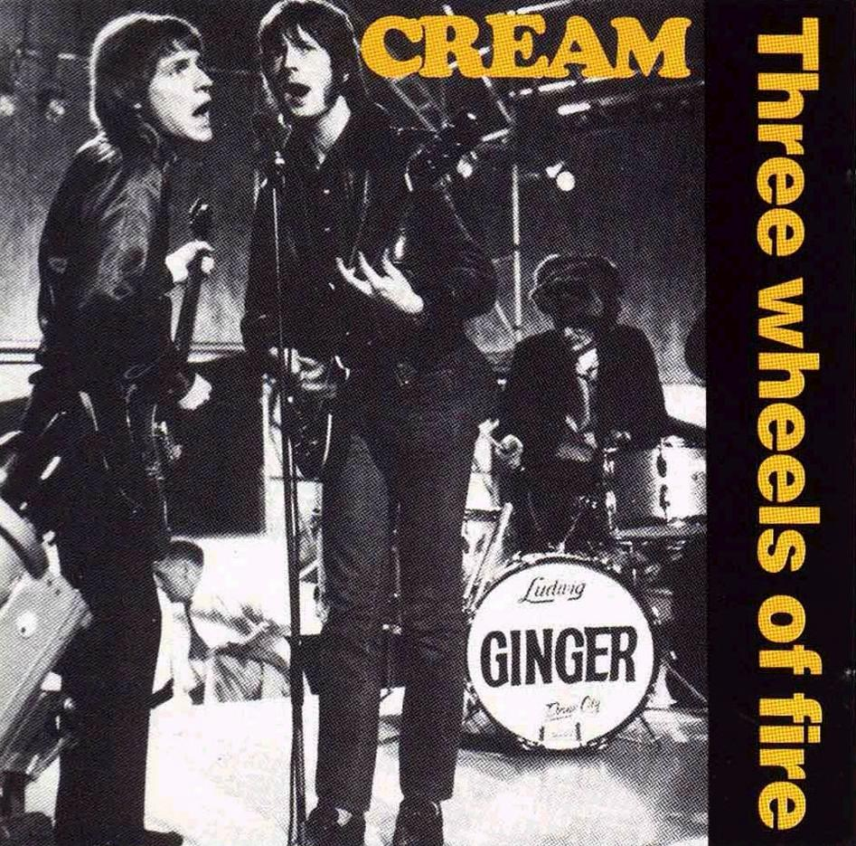 Cream Three Wheels Of Fire