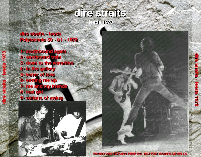 dire straits leeds 1978