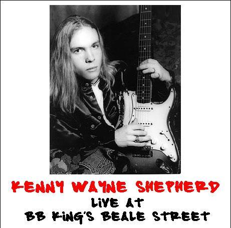 1998 R1 >> Kenny Wayne Shepherd - B.B. King's Beale Street - Memphis, Tennessee - 1998