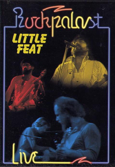 Little Feat - Rockpalast Live
