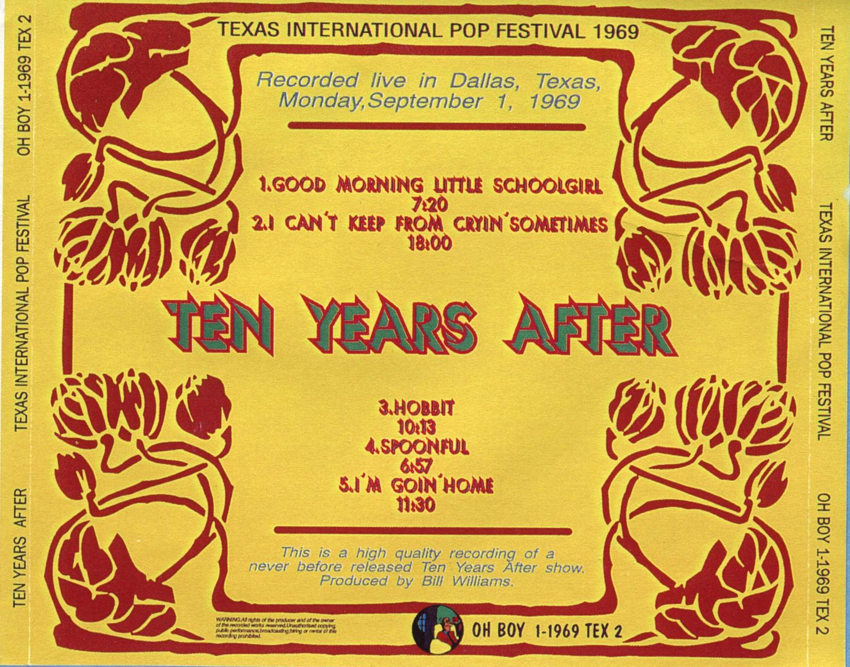 Free download Ten Years