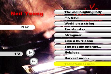 Neil Young - MTV Unplugged Universal City, Ca. - February 7, 1993 - DVD-R1
