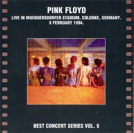 Pink Floyd Live In Cologne February 8 1994