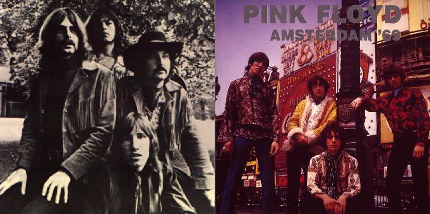pink floyd amsterdam 69