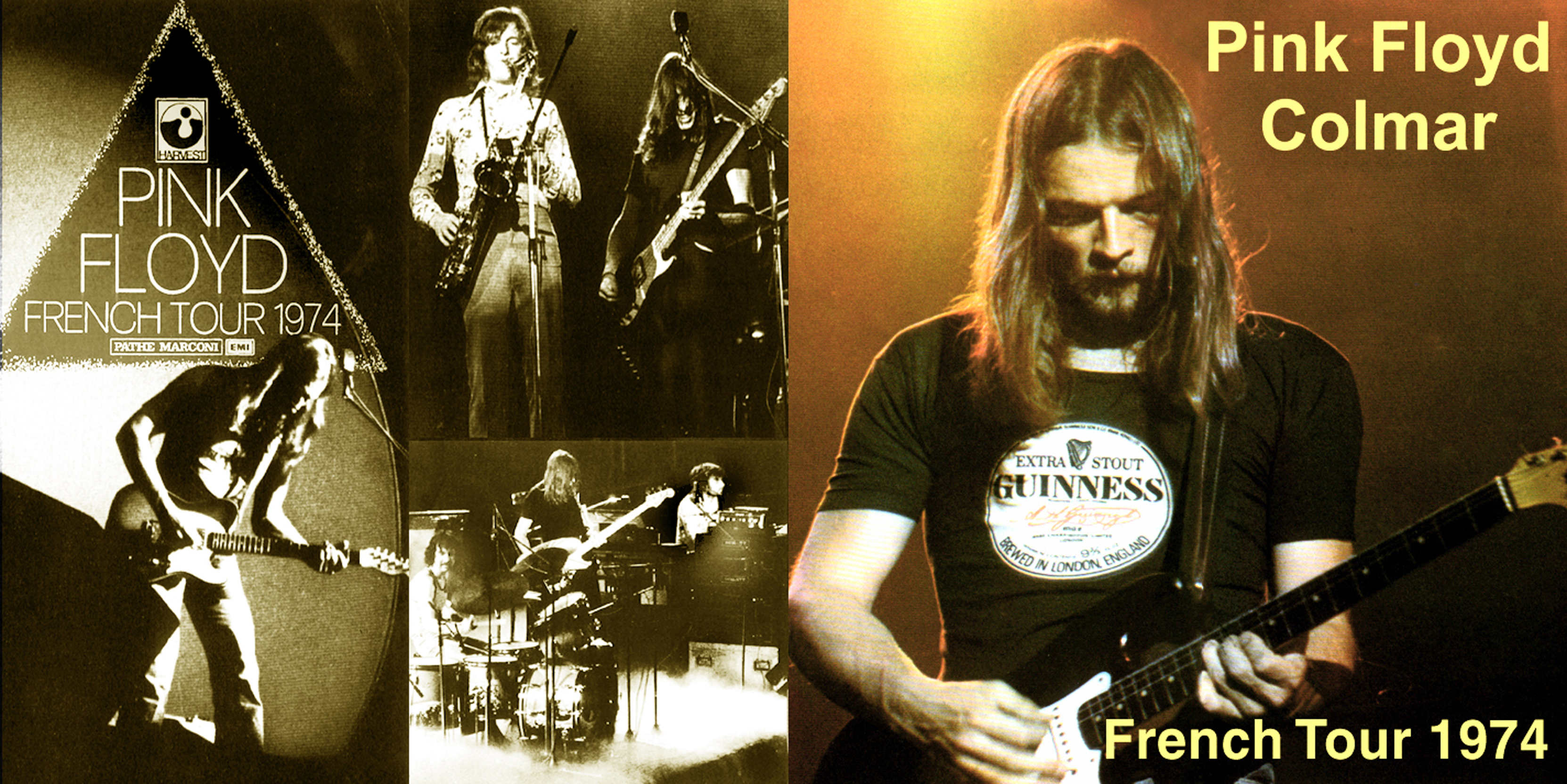 Pink Floyd Echoes