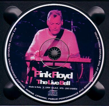 Pink Floyd - The Live Bell (disc 1)