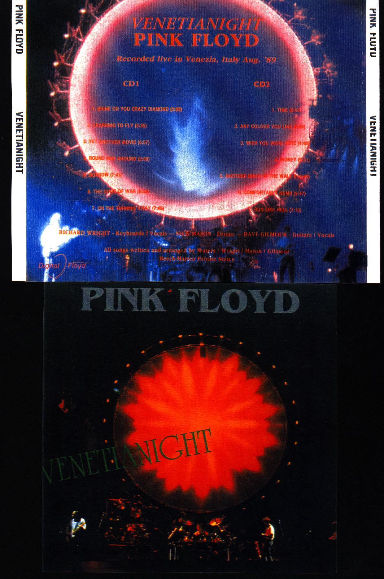 Pink Floyd - Venetia Night (disc 1)