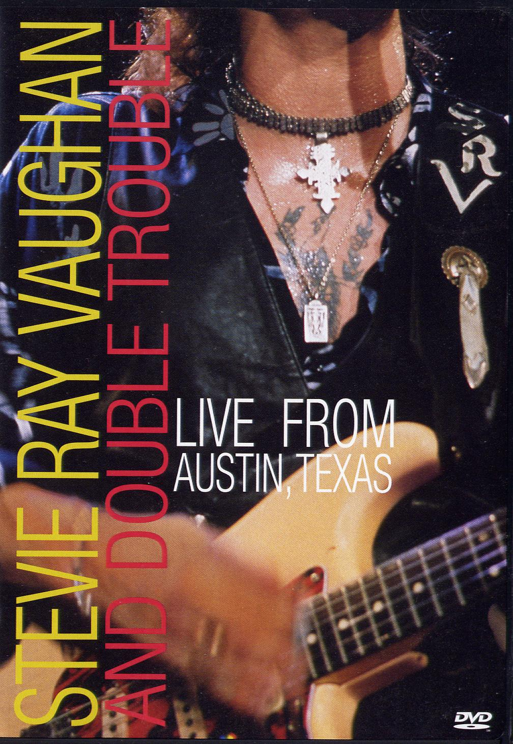 Stevie Ray Vaughan - CD: Live from Carnegie Hall + DVD: Live from Austin Texas (1984 + 1983 & 89)