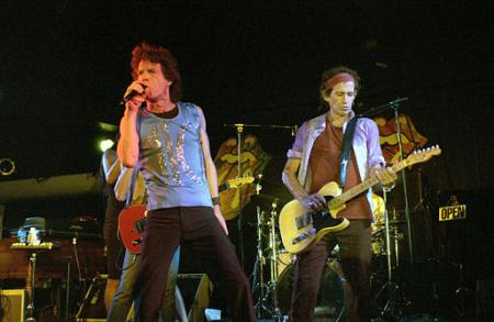 The Rolling Stones Palais Royale Toronto Canada Friday Aug 16 2002