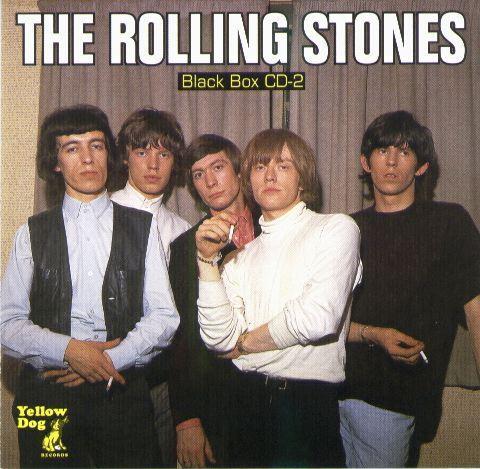 Rolling Stones: Black Box