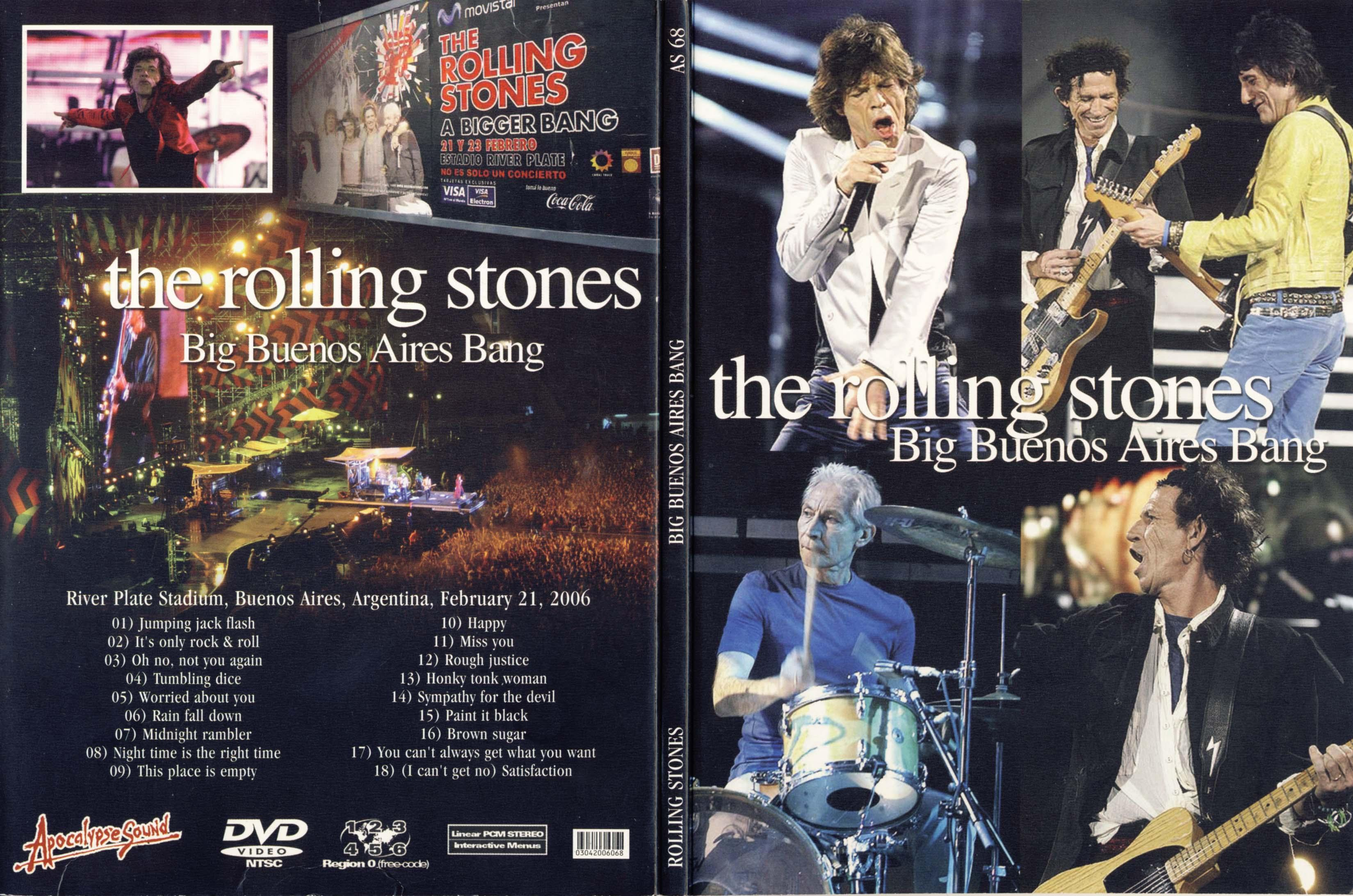 Rolling Stones, The - Skin And Bones