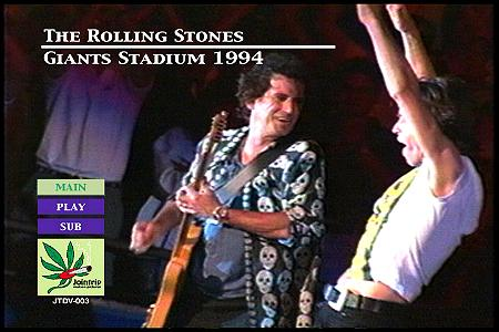 The Rolling Stones - New Jersey '94 - Jointrip