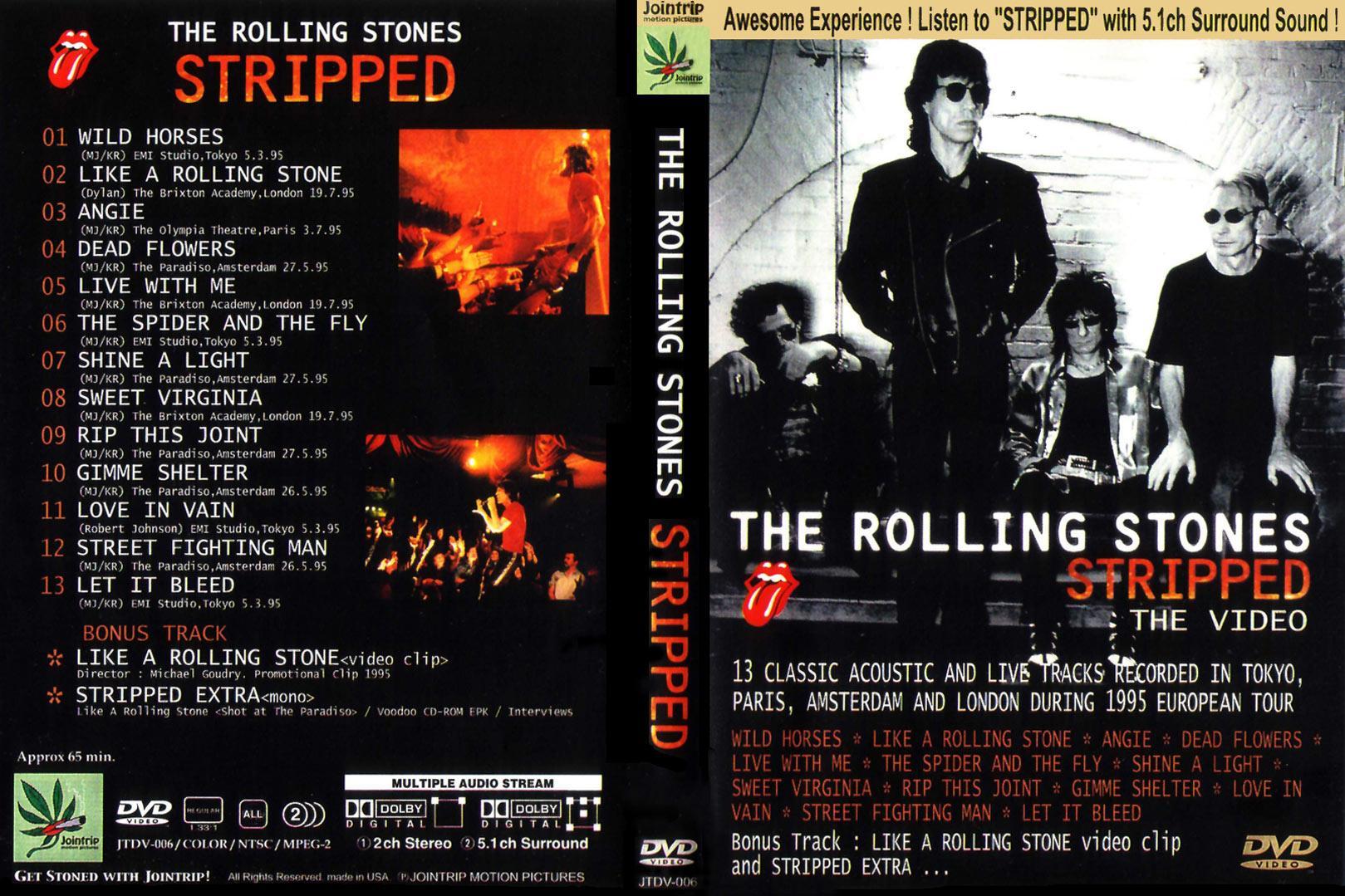Dvd stones