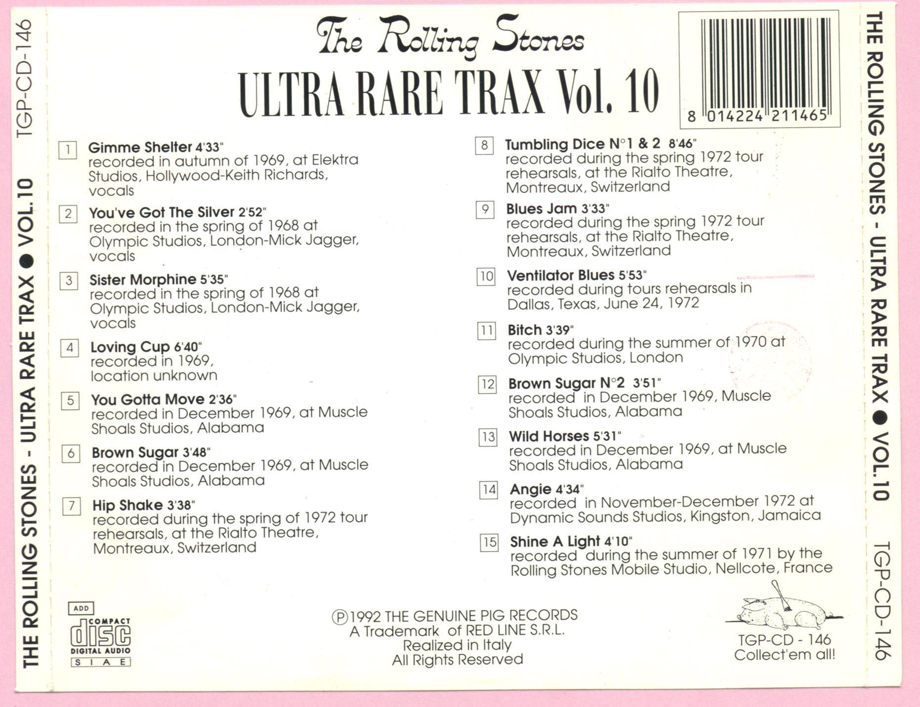Various - Rare Trax Vol. 3 - Der Andere Soundtrack: Coole Filmmusik-Versionen